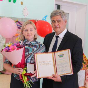 Альберт Суфианов: для меня большая радость поощрять тех, кто работает с детьми