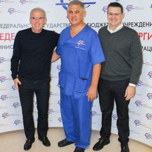 Альберт Суфианов: на международном курсе вы будете наблюдать за тем, как рождаются новые методики в нейрохирургии